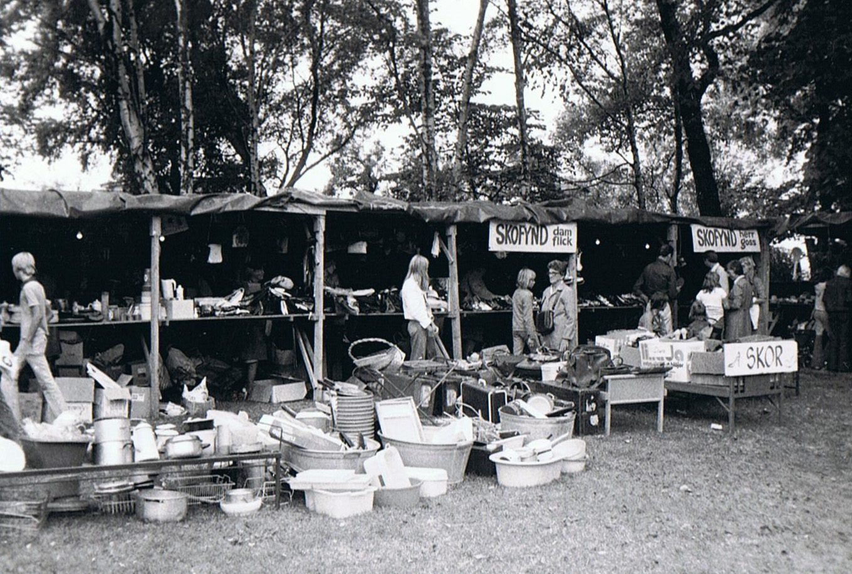 Loppisen på 60-talet